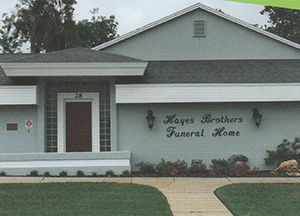 Eustis Florida Map.Hayes Brothers Funeral Homes Fern Park And Eustis Florida